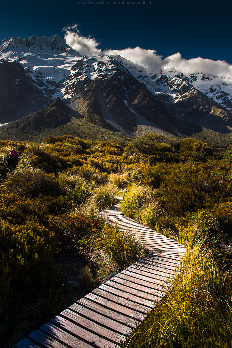 Photograph trekking middle earth by Coolbiere. A. on 500px