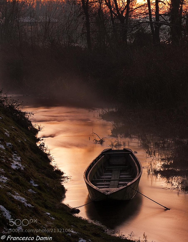 Photograph La barca by Francesco Damin on 500px