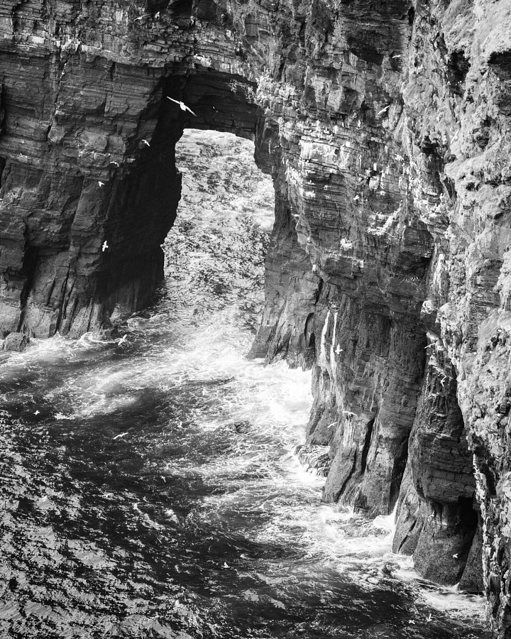 A Hole In The Cliffs