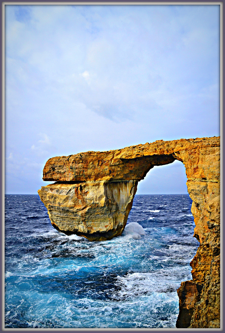 Photograph The Azure Window by Salvatore Scaglione on 500px