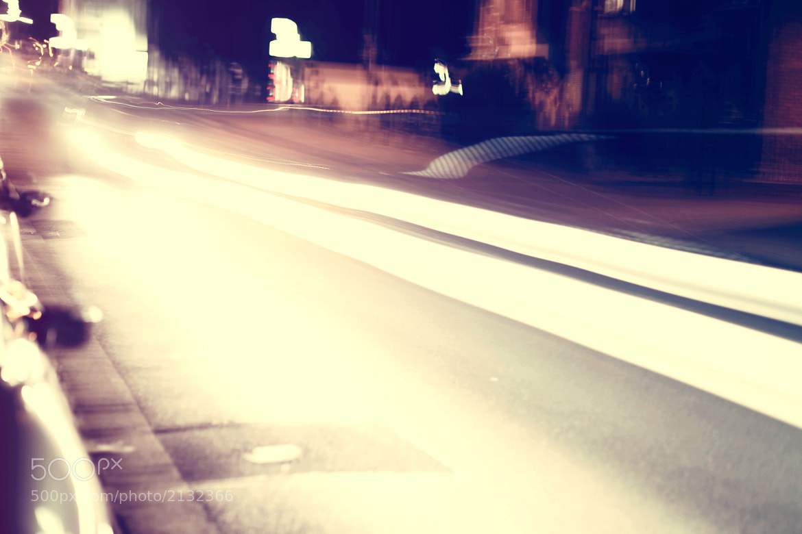 Photograph those flashing nights by Kathrin Krok on 500px