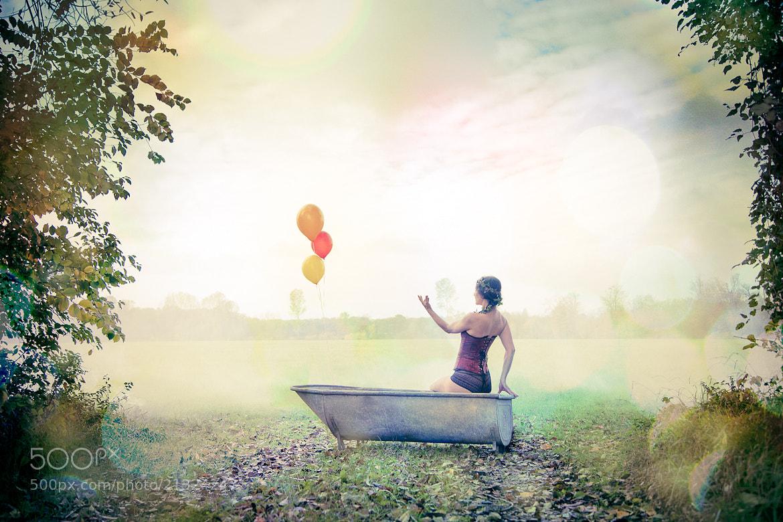Photograph Fairy Tale by Stephan Deneuvelaere on 500px