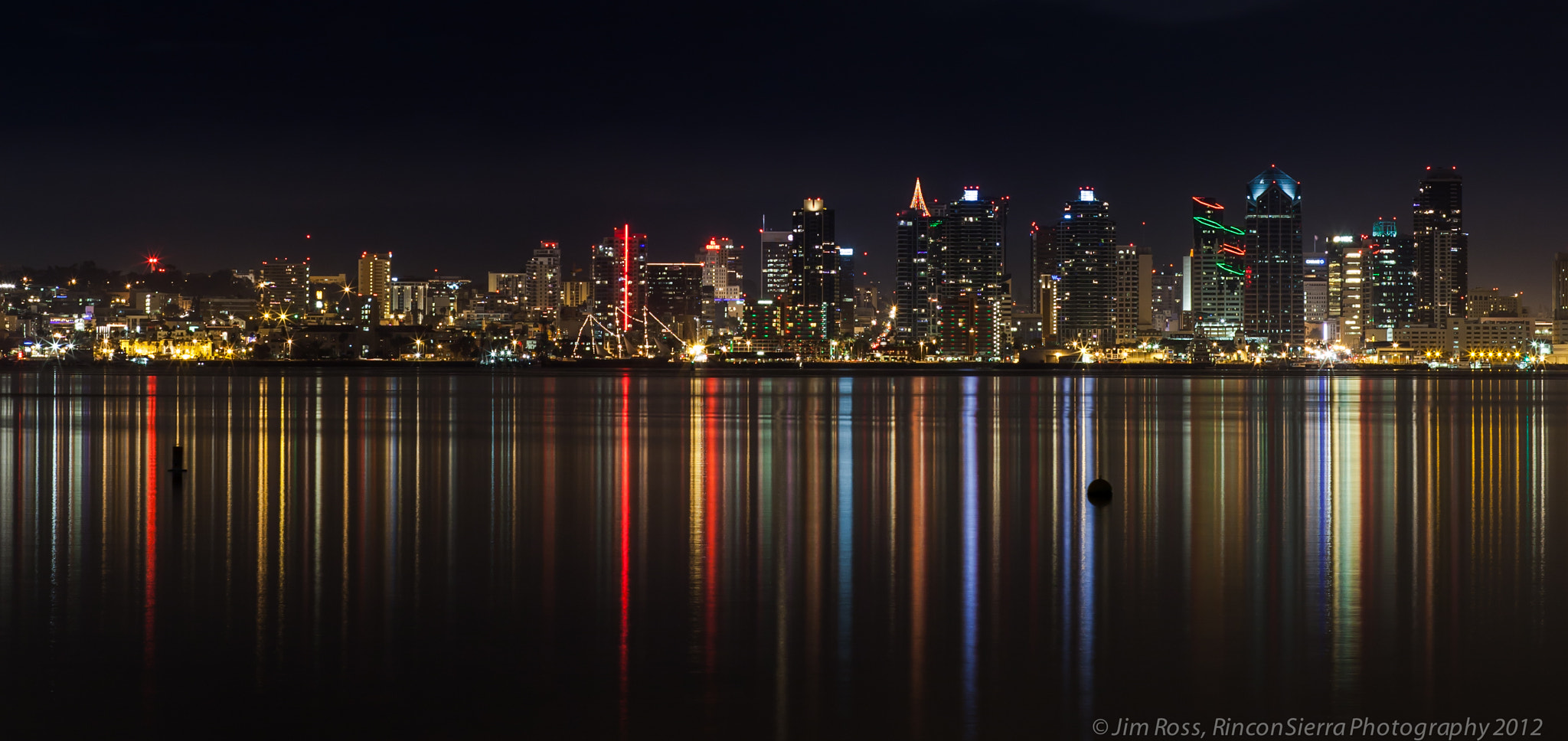 Photograph Merry Christmas From San Diego!!! by Jim Ross on 500px