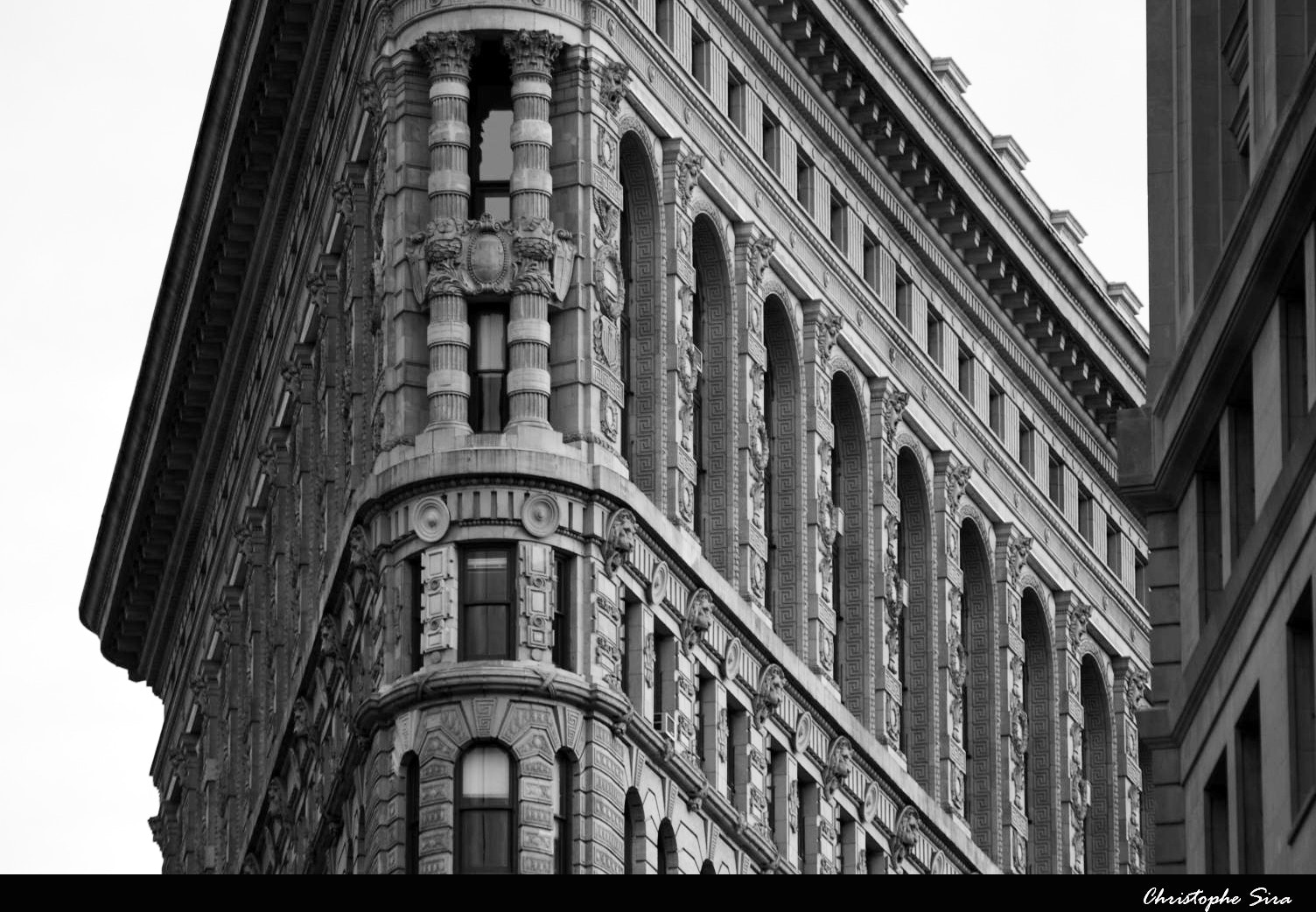 Photograph Flat Iron Building by Christophe SIRA on 500px
