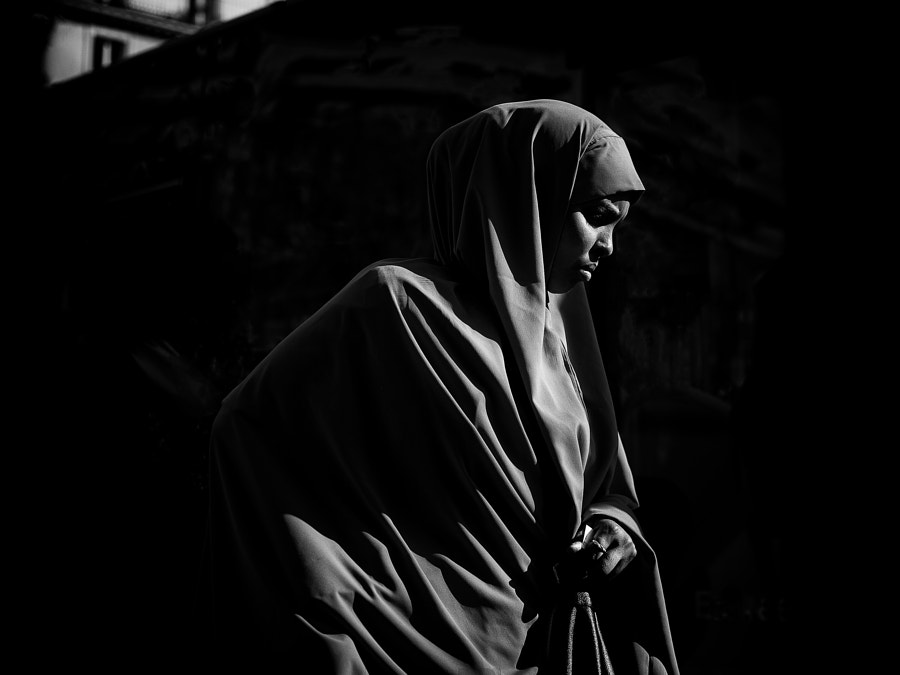The veiled…. by Bayéré Zouzoua on 500px.com