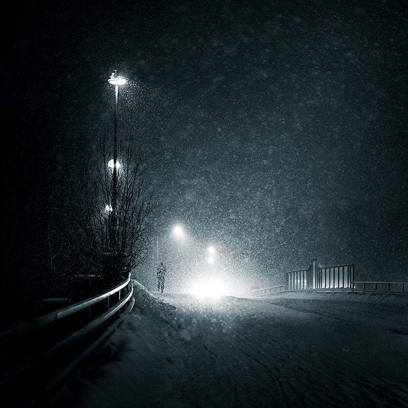 Photograph Blizzard by Mikko Lagerstedt on 500px