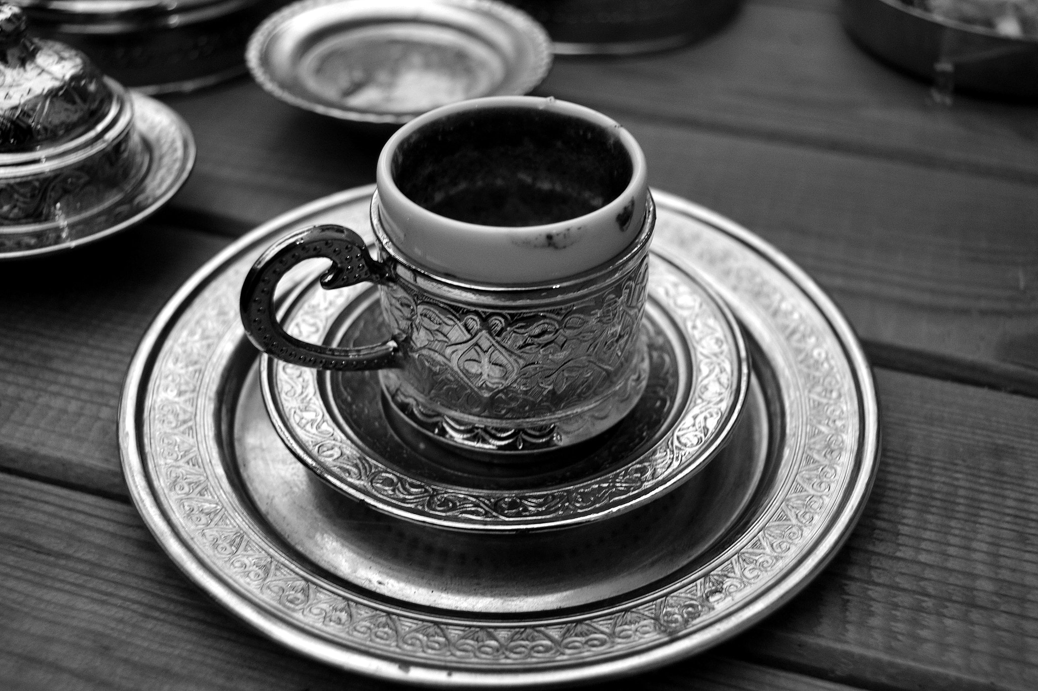 Photograph Turkish coffee by İbrahim ÜRÜKER on 500px