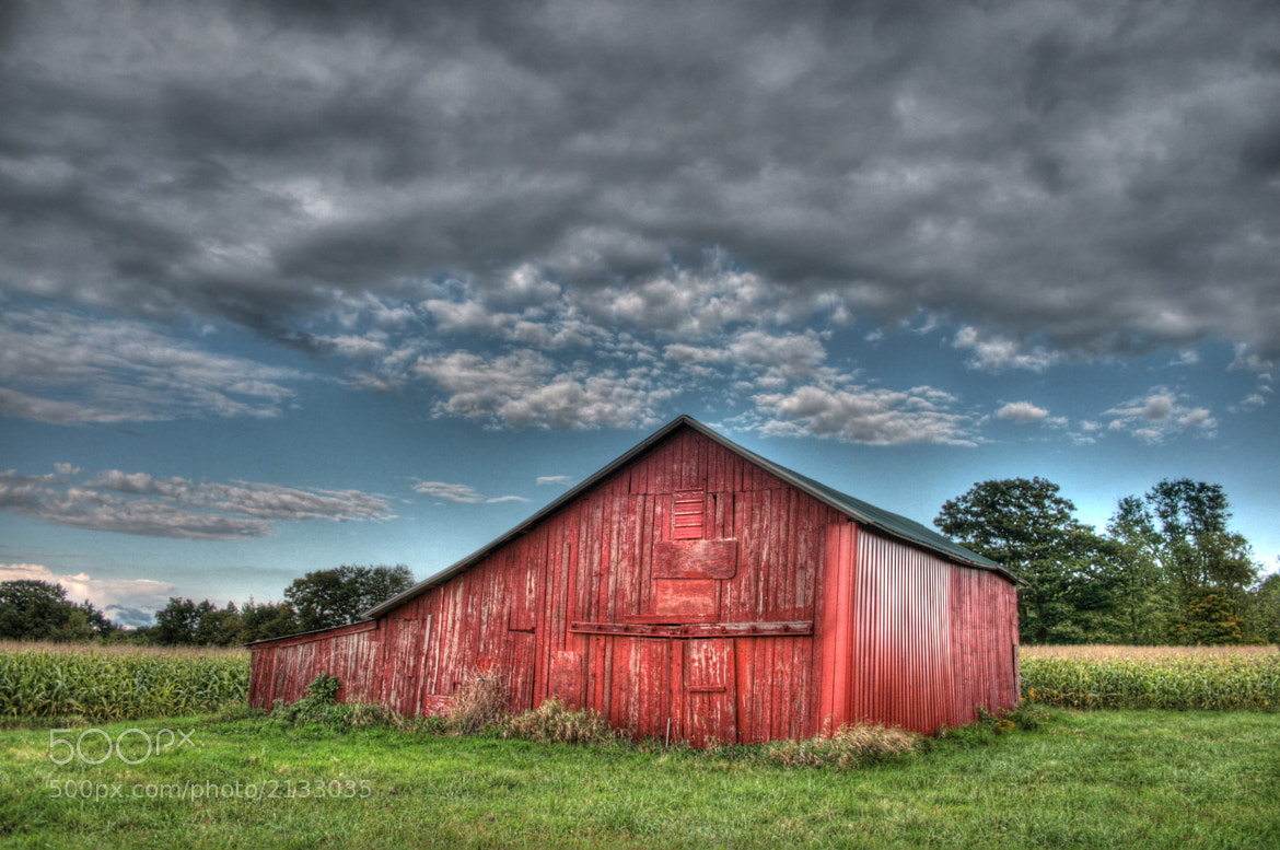 Photograph Big Red - HDR by Jake Zboril on 500px