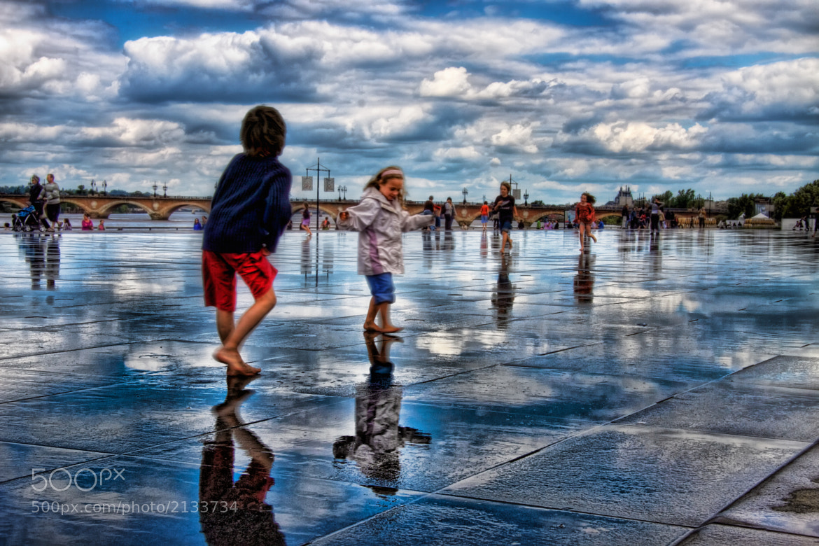 Photograph Playtime in Bordeaux by Curious Lines on 500px