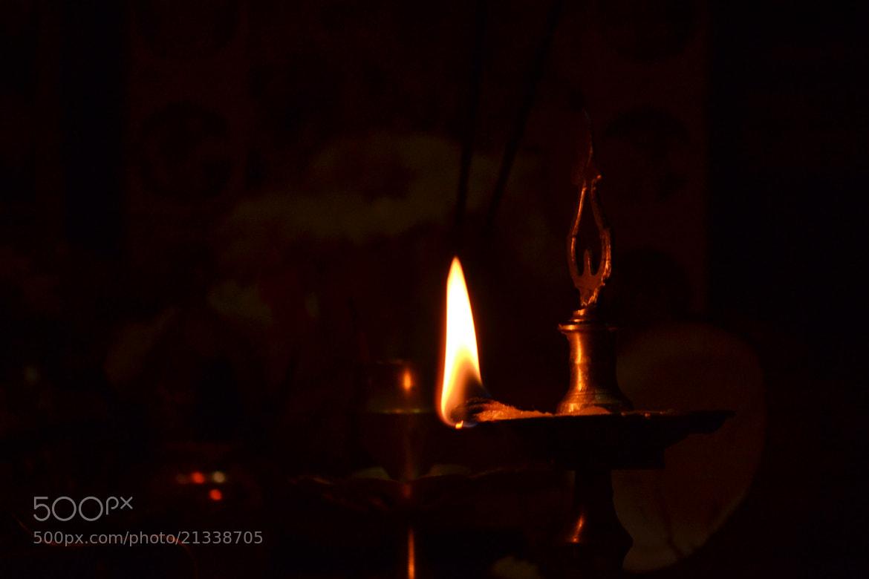 Photograph Divine Light by S.T.Kiran Kumar on 500px