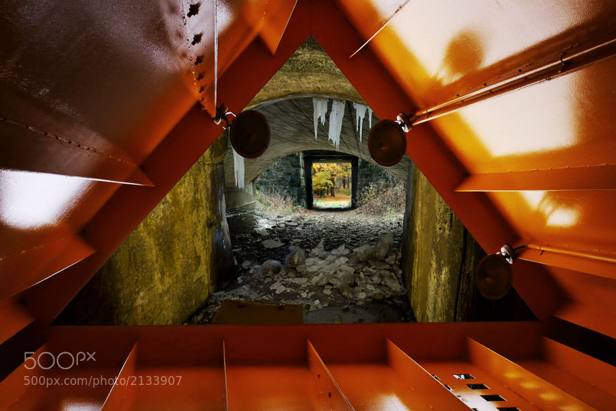Photograph Traversing Tunnels by Joseph Woodworth on 500px