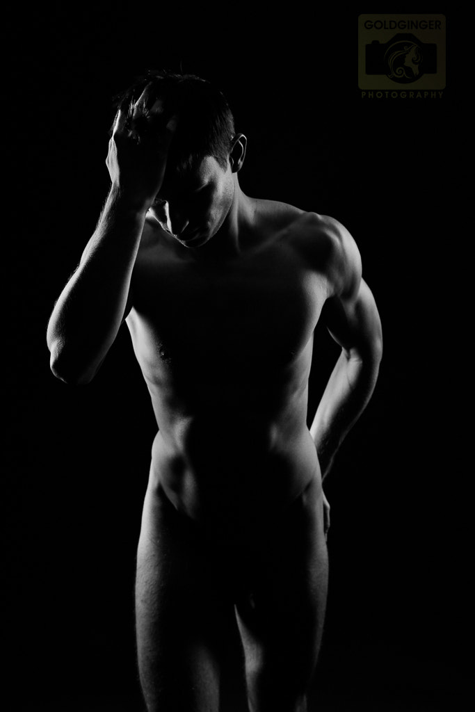 Photograph Figure Study III by Gold Ginger on 500px