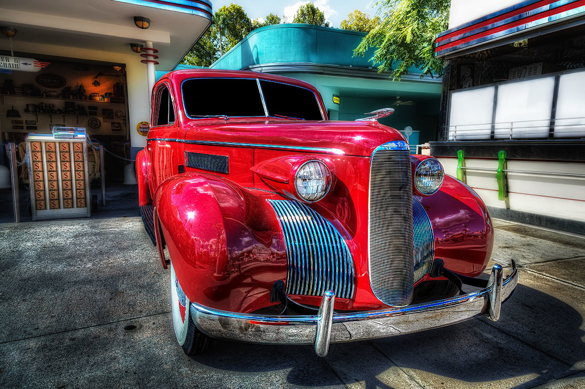 Photograph Vintage Red. by Tim Pursall on 500px