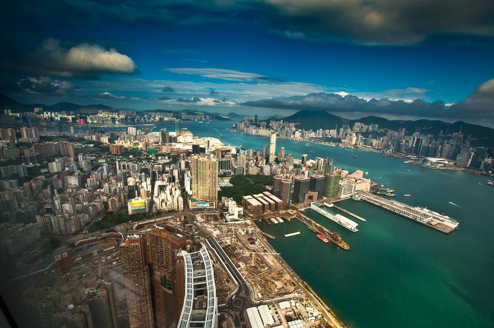 Photograph Sky 100 Hk by Giovanni Mirabueno on 500px