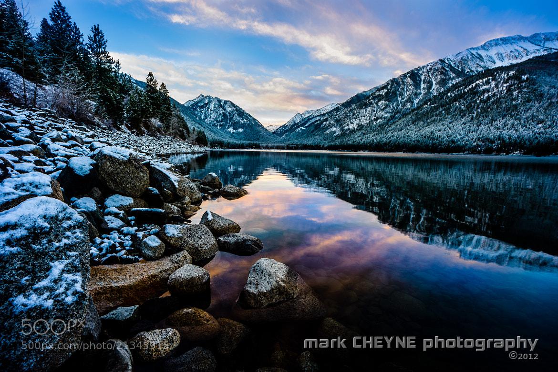 Photograph Wallowa Lake by Mark Cheyne on 500px