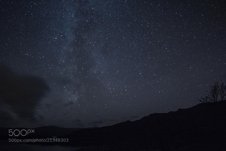 Photograph Torridon Stars by Dan James on 500px