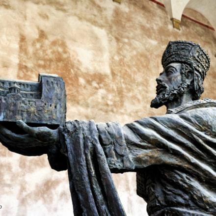 Guglielmo II dona il Duomo alla Vergine
