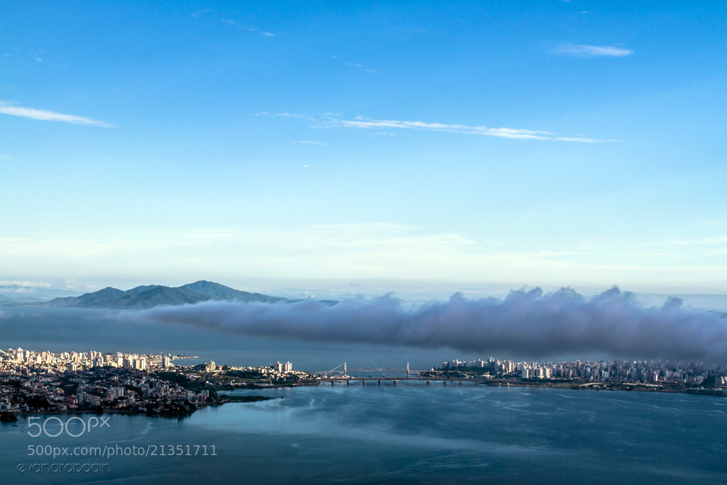 Photograph Floripa - the top by Evandro Badin on 500px