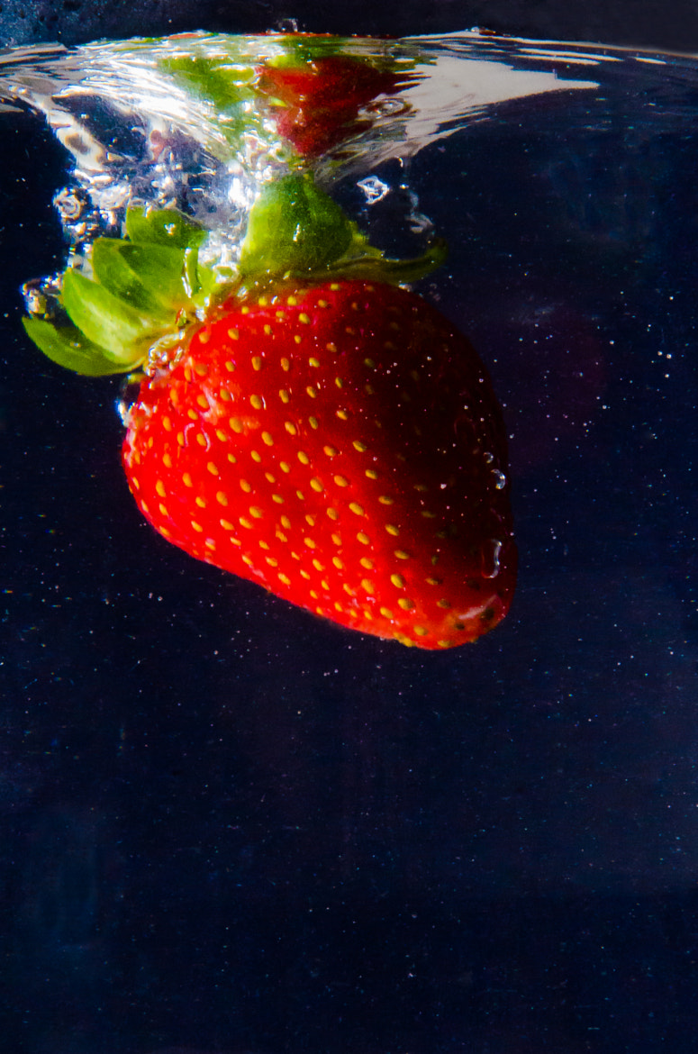 Photograph Strawberry by Leandro Di Tommaso on 500px