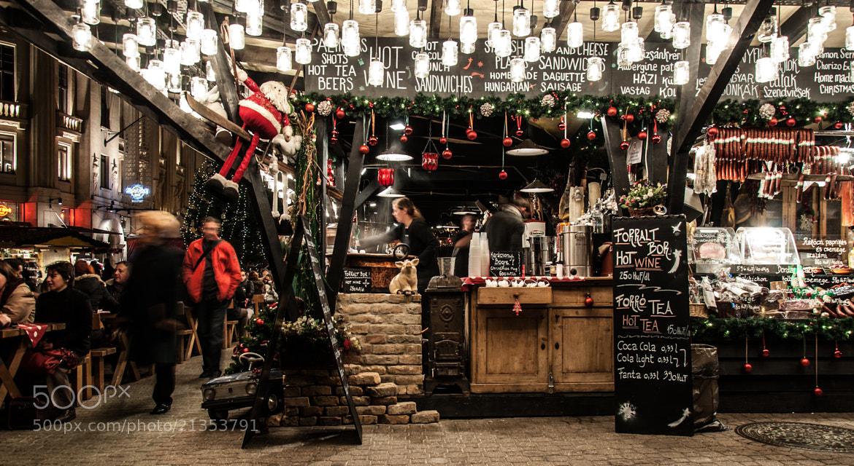 Photograph Christmas Event by Keszi László on 500px
