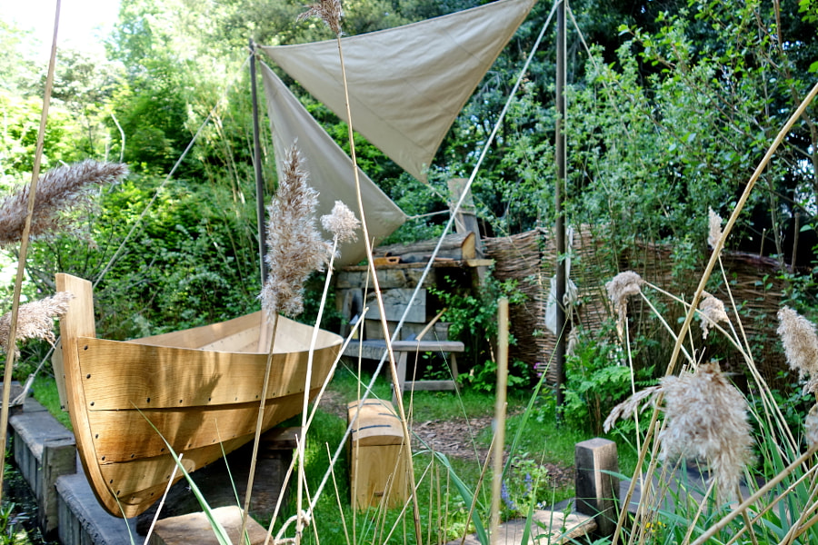 Broadland Boatbuilder's Garden, Chelsea 2017 by Sandra on 500px.com