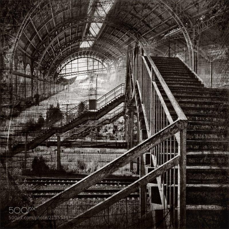 Photograph railway station by Gennadi Blohin on 500px