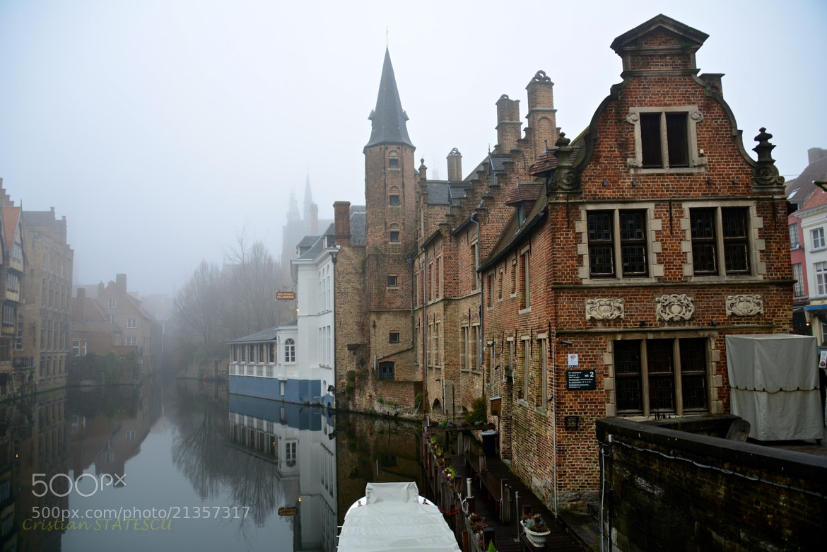 Photograph Bruges by Cristian Statescu on 500px