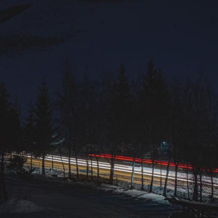 Traffic Trails