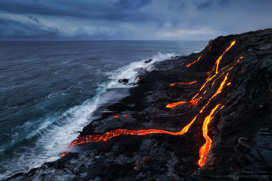 Where Rivers Meet the Sea by Bruce Omori on 500px.com