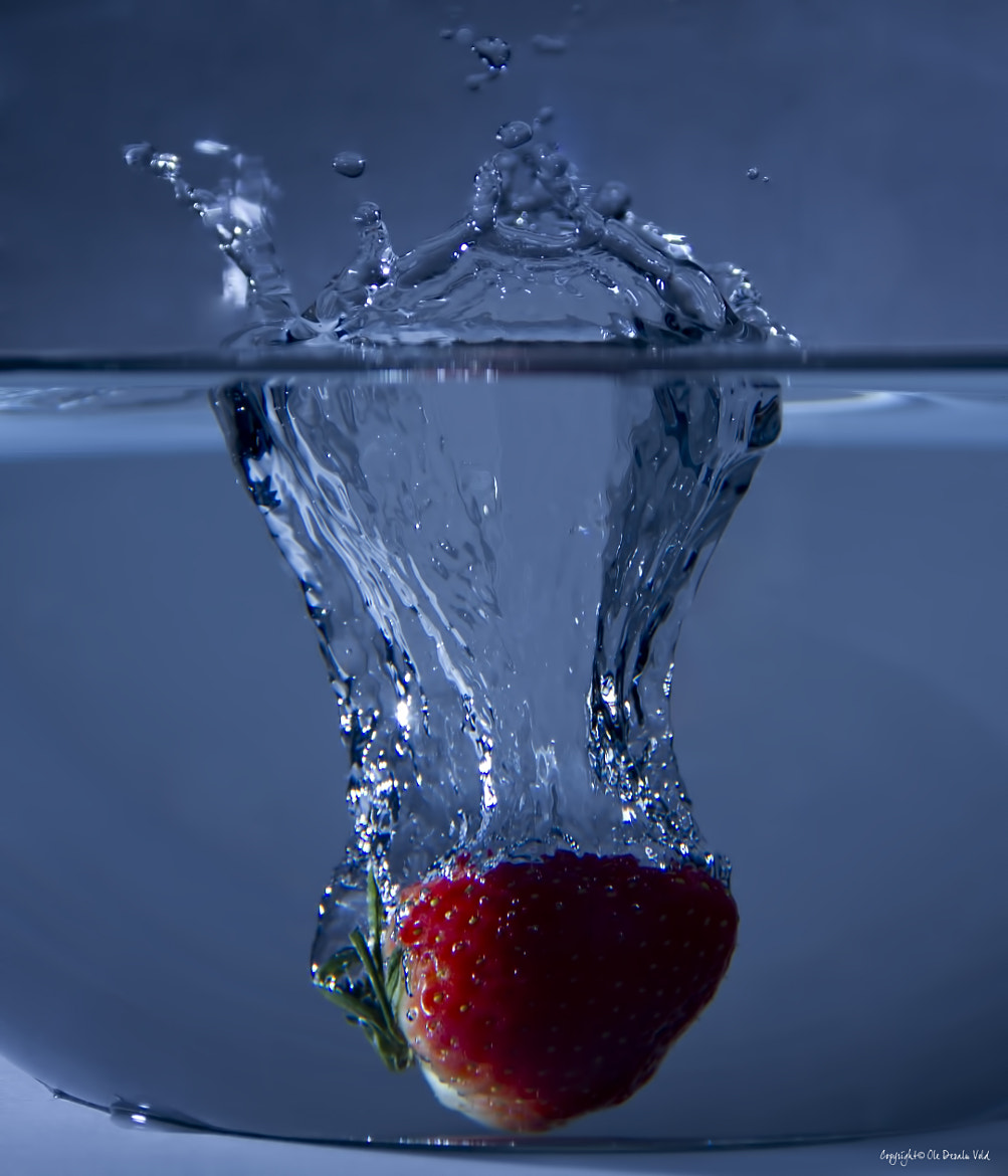 Photograph Strawberry III by Ole Desalu Vold on 500px
