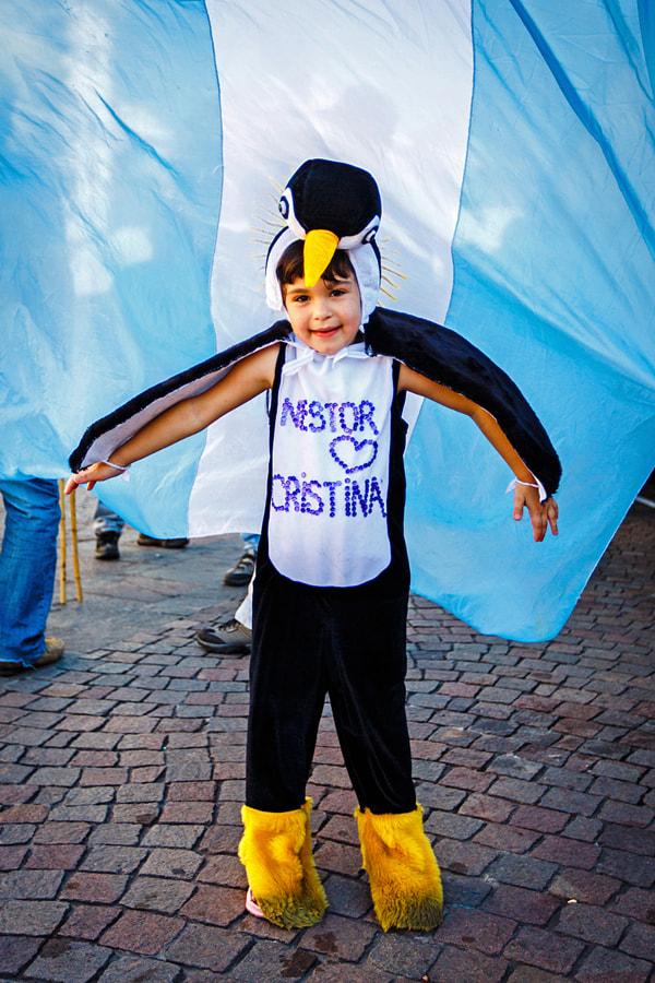 la pingüinita