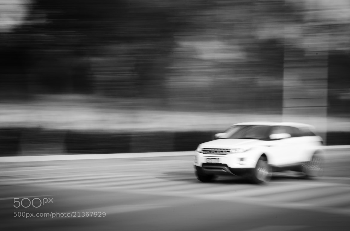 Photograph The Moving Car by Soleil Neon on 500px