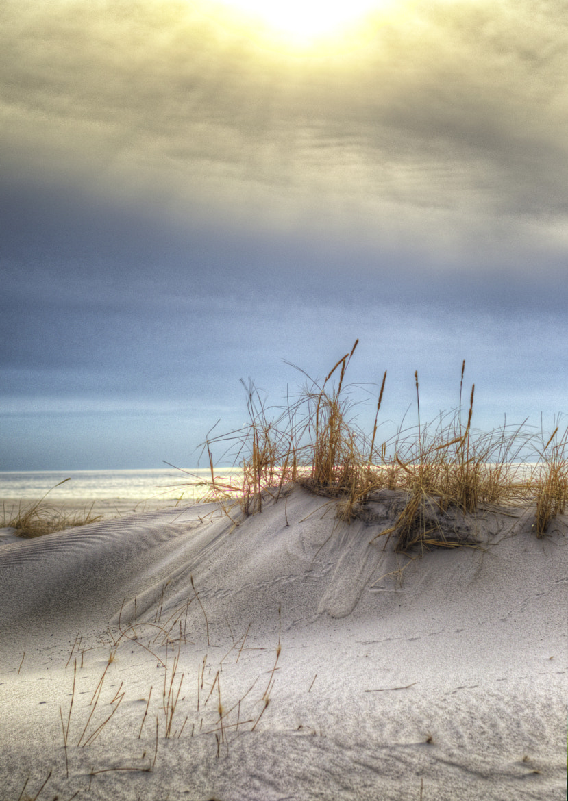 Photograph Winter Beach Light by Vicki Jauron on 500px