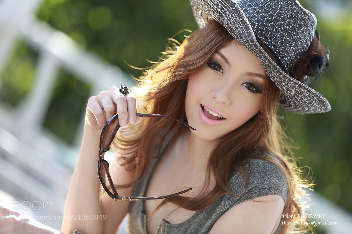 Photograph fashion portrait by Thanabaht Prasertwit on 500px