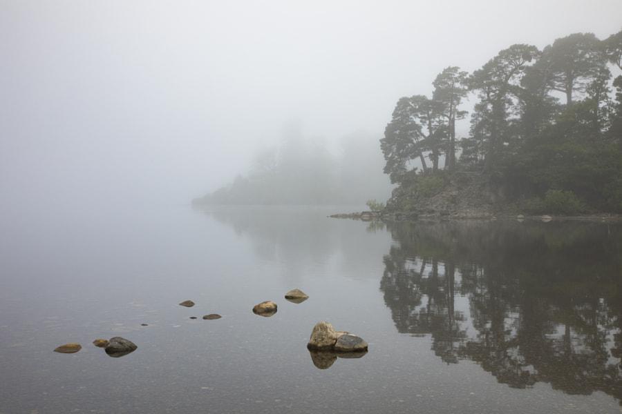 Misty Derwentwater
