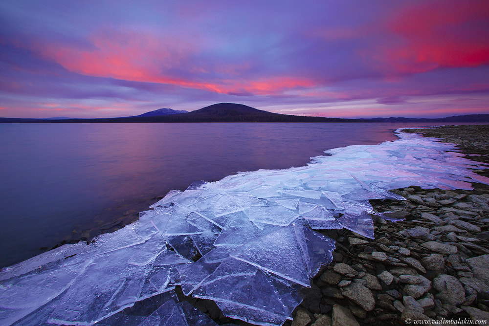 Photograph Ice & Fire by Vadim Balakin on 500px