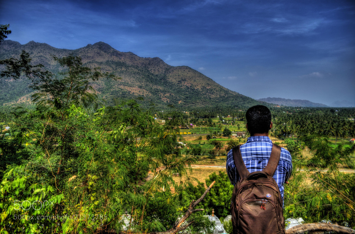 Photograph With a view by inderjith gowthaman on 500px