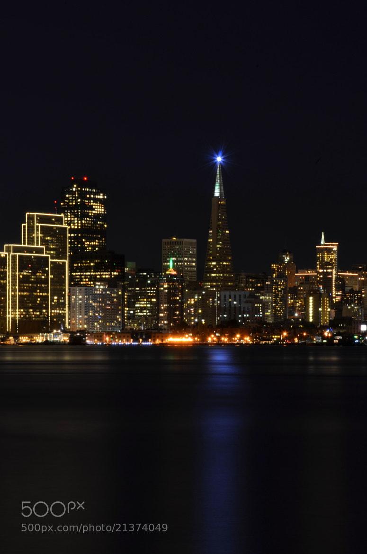 Photograph San Francisco - Downtown by Senthil Balakrishnan on 500px