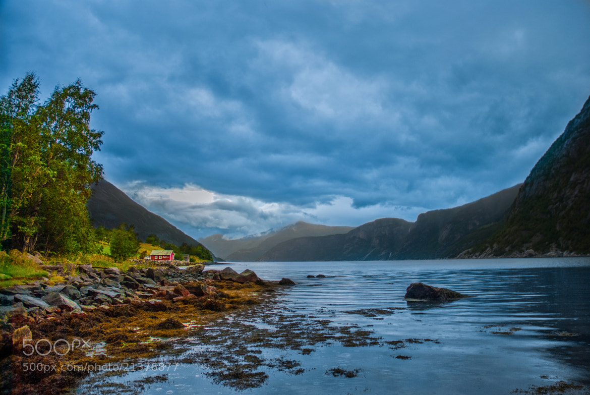 Photograph Norwegian fjords by César Asensio Marco on 500px