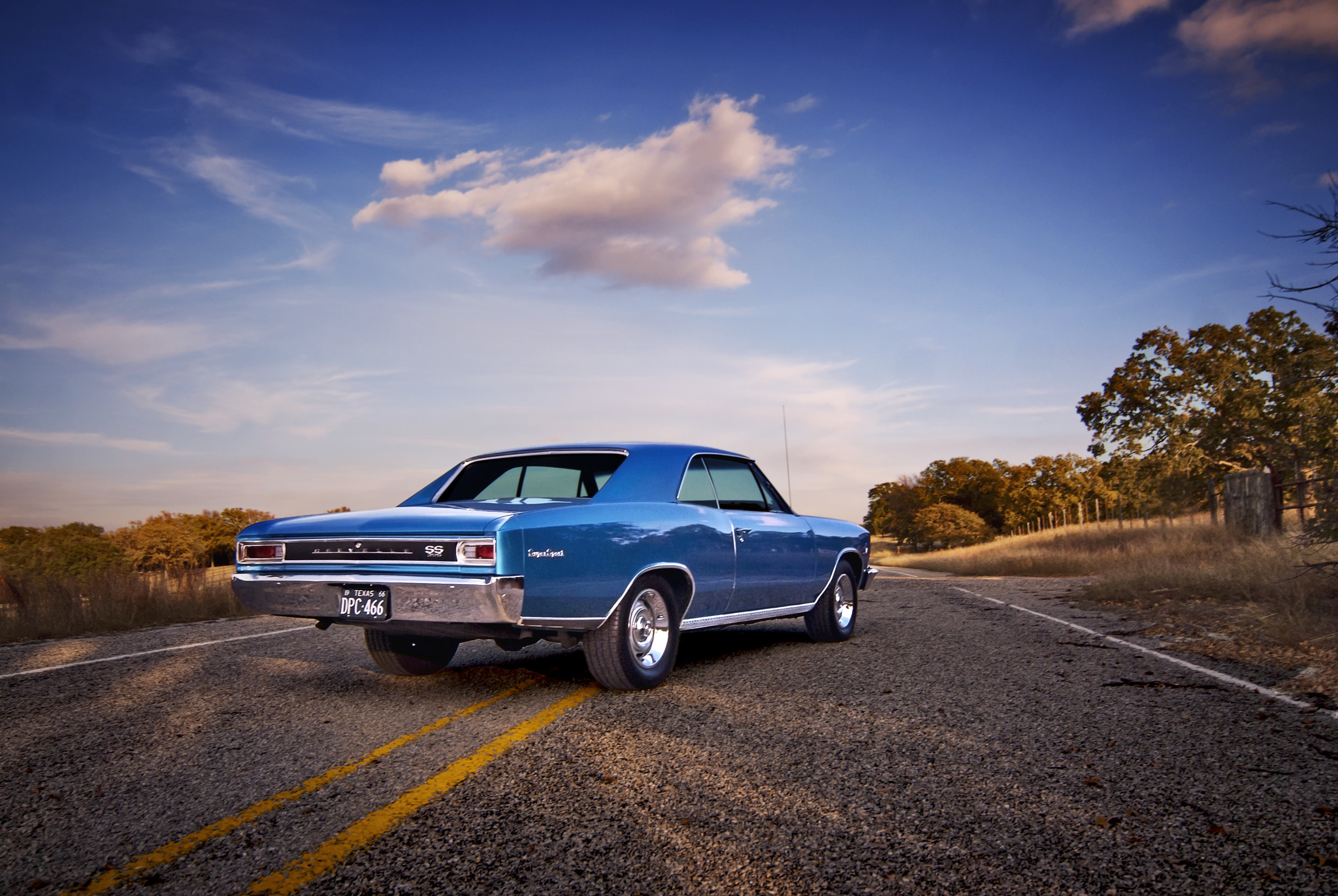 Photograph '66 Chevelle  by Joshua Coleman on 500px