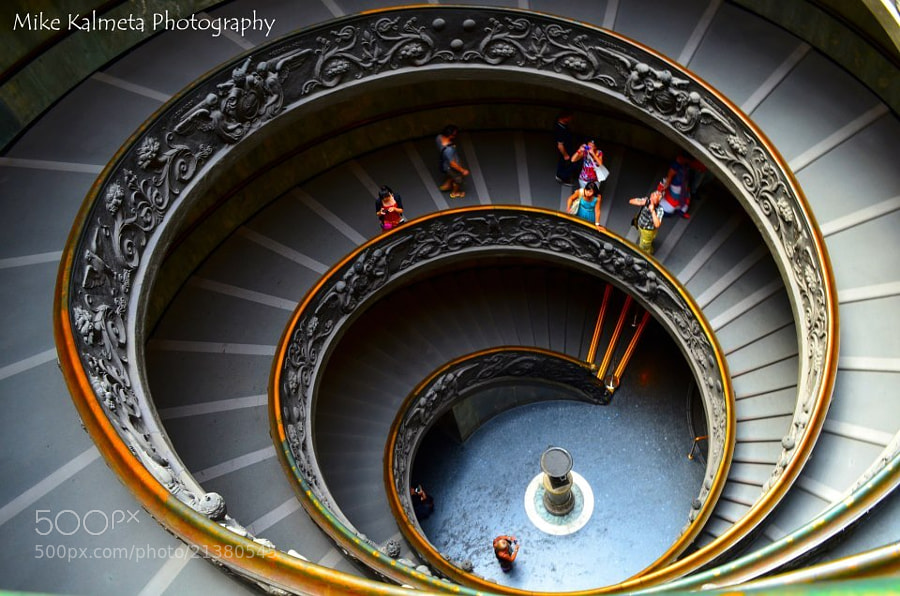 Spirale by Mike Kalmeta (kalmetam)) on 500px.com