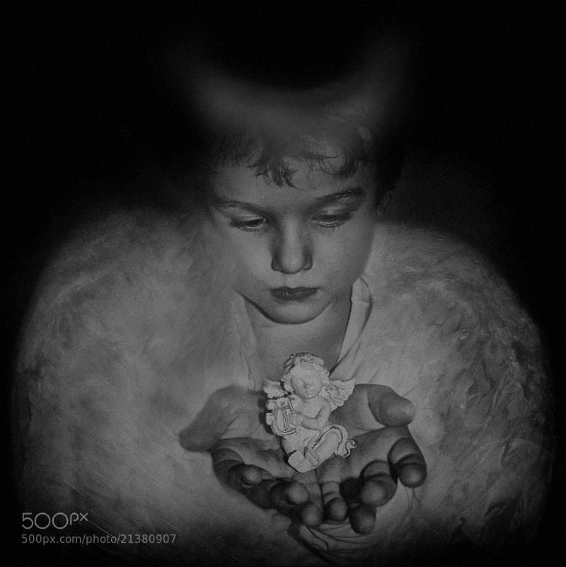 Photograph Angel by Emese-durcka Laki on 500px