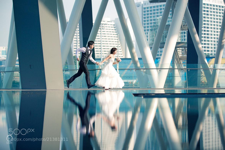 Photograph Ảnh cưới đẹp - Singapore (Thanh Tâm, Văn Định) by Ồ studio  www.opro.vn on 500px