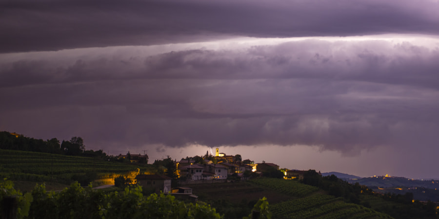 Nightly Storm by Jure Batagelj on 500px.com