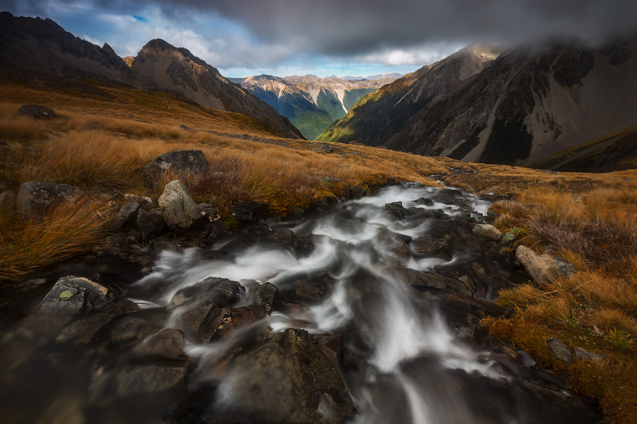 Descent by Dylan Toh & Marianne Lim