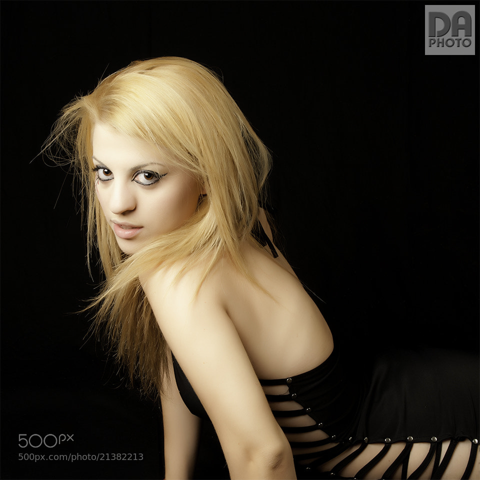 Photograph Sara by Dario Andreoni on 500px