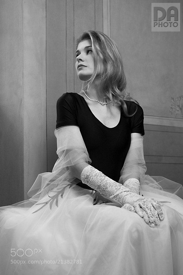 Photograph Grace Kelly's Tribute by Dario Andreoni on 500px