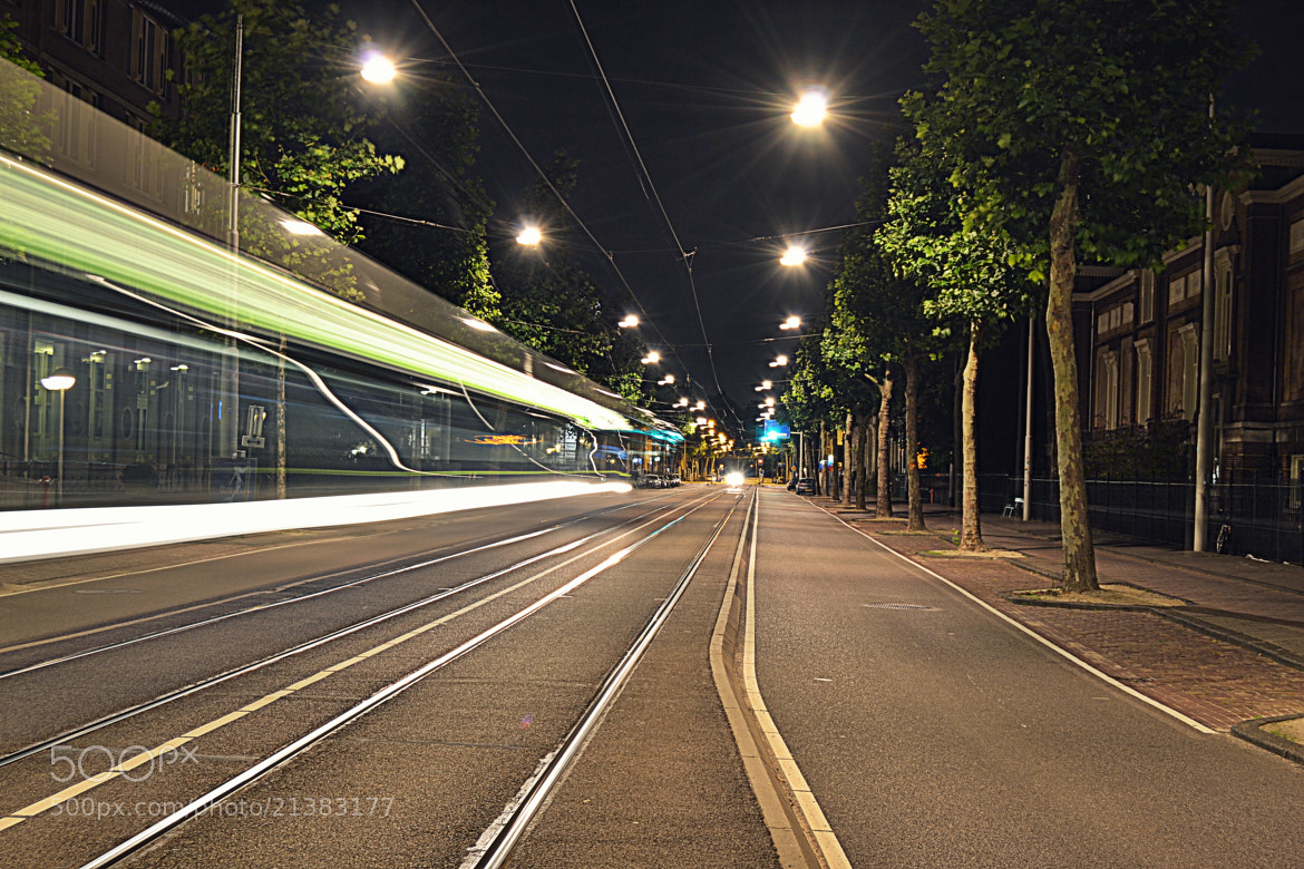 Photograph Fast Tram by Nils Nik on 500px