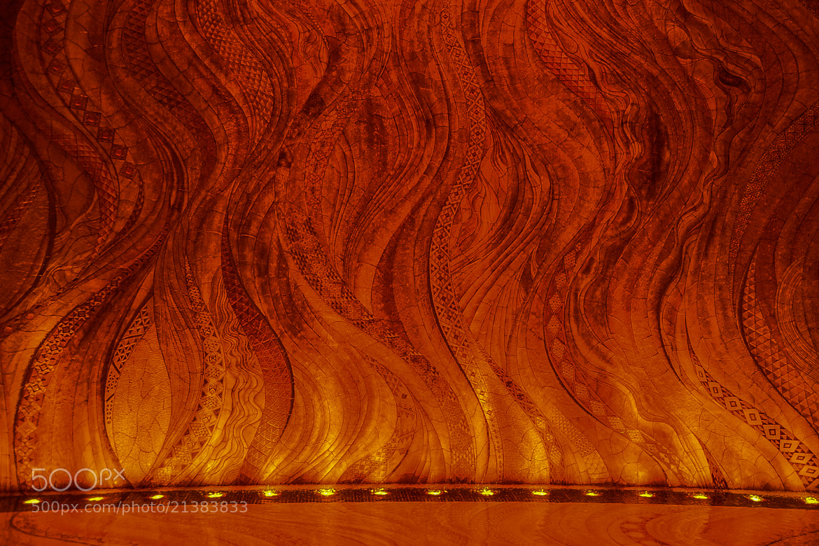 Photograph The Wood Wall by Ludovica Colacino on 500px