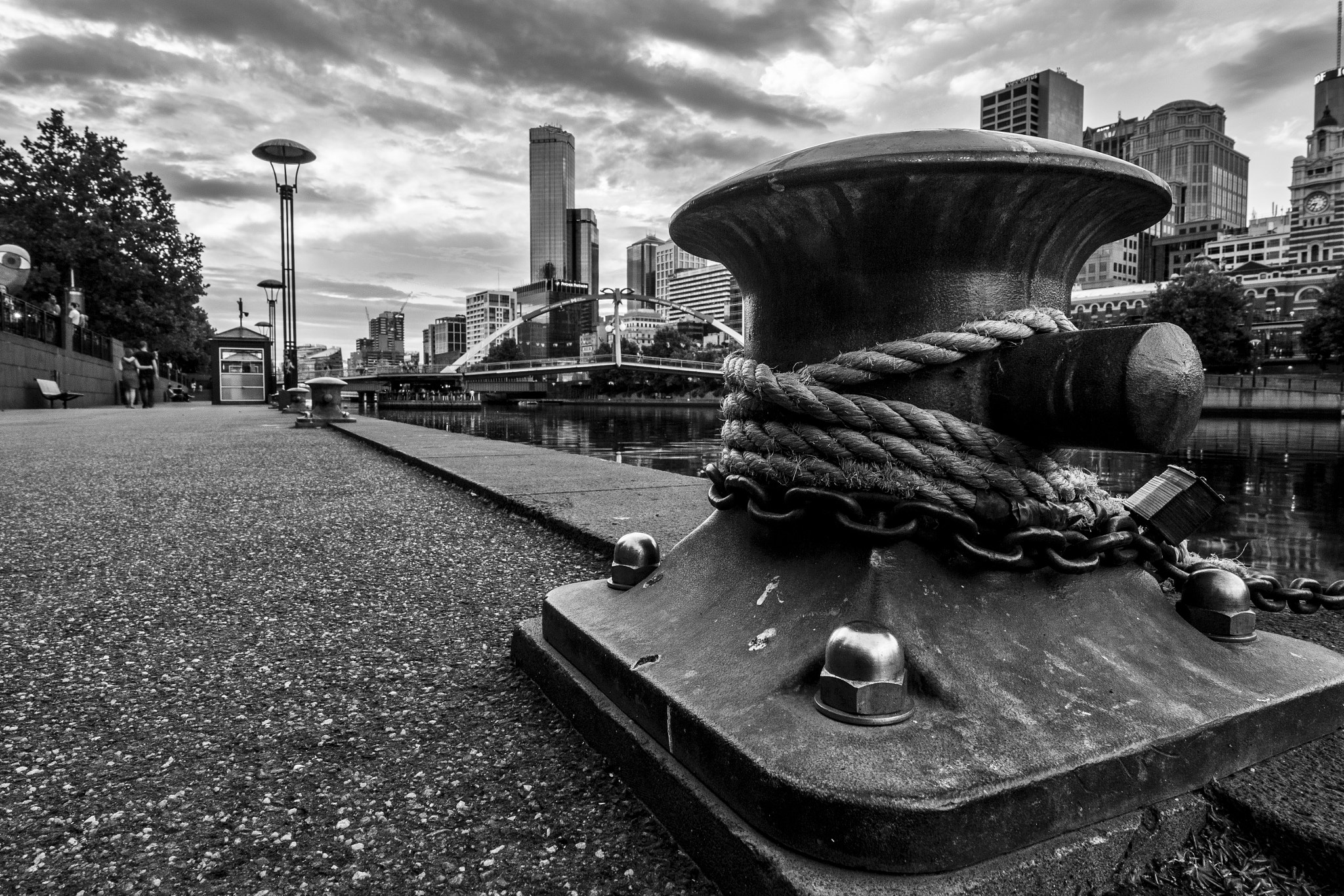 Photograph Southbank by Gavin Queit on 500px